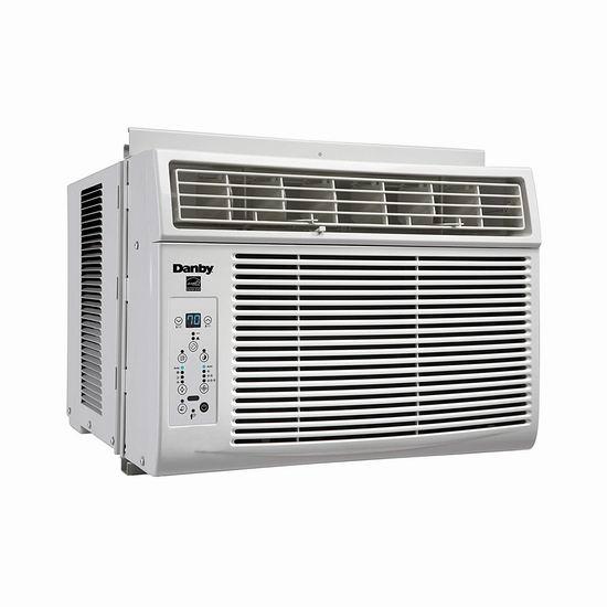 历史新低!Danby DAC100EB1WDB 10, 000 BTU 窗式制冷空调 279.14加元包邮!