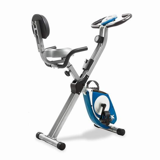 手慢无!XTERRA Fitness FB350 可折叠健身自行车 179.97加元包邮!