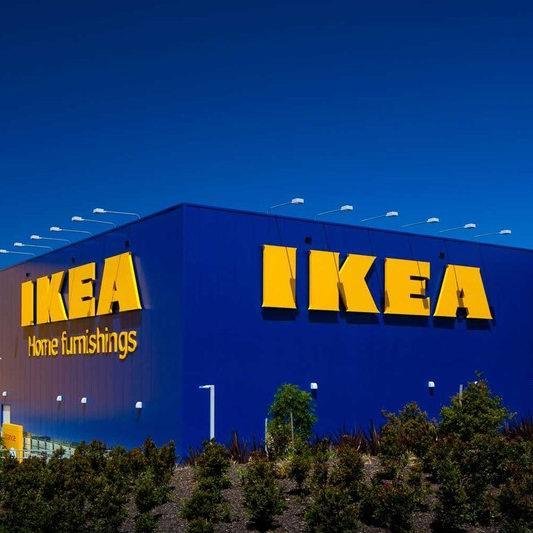 IKEA 宜家 夏季促销!指定款家具、居家用品等5折起,家庭会员额外9折!