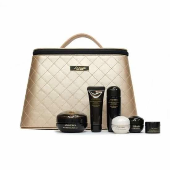 Shiseido 资生堂 Future Solution LX 高效修护冻龄 抗衰老护肤6件套超值装 180加元包邮!送价值170加元大礼包+淡斑遮瑕精华!
