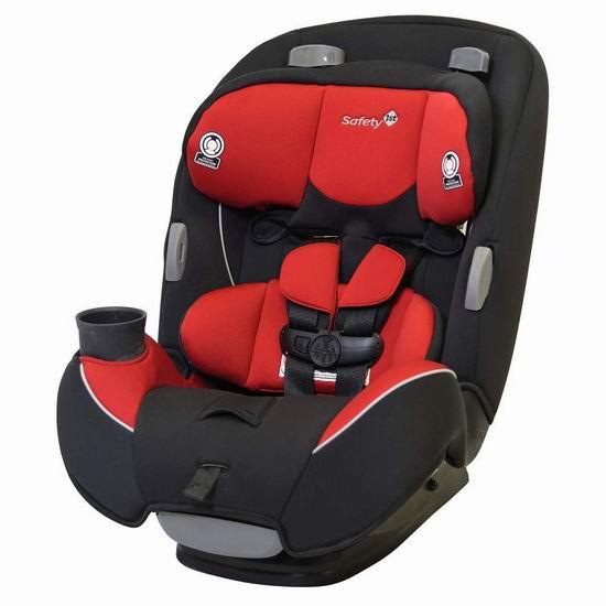 历史新低!Safety 1st Grow and Go 3合1婴幼儿汽车安全座椅 179.97加元包邮!