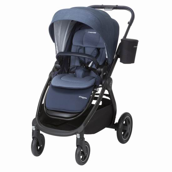 Maxi Cosi Adorra Stand Alone 顶级双向婴儿推车6.2折 399.97加元包邮!3色可选!
