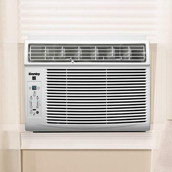 Danby DAC060EB1WDB 6,000 BTU 窗式制冷空调 239加元包邮!