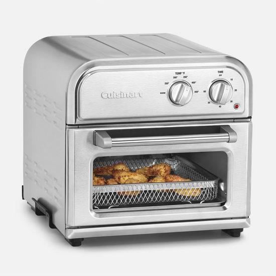 白菜价!历史新低!Cuisinart AFR-25C 紧凑型空气炸锅3折 60加元包邮!