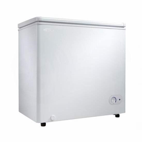 白菜价!Danby 5.5 Cu. Ft. DCR055A1WDB3 白色冰柜 119.99加元包邮!