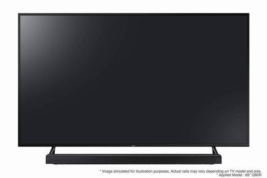 Samsung 三星 HW-Q60R/ZC 5.1声道 无线蓝牙回音壁 电视音响5.7折 399.99加元包邮!