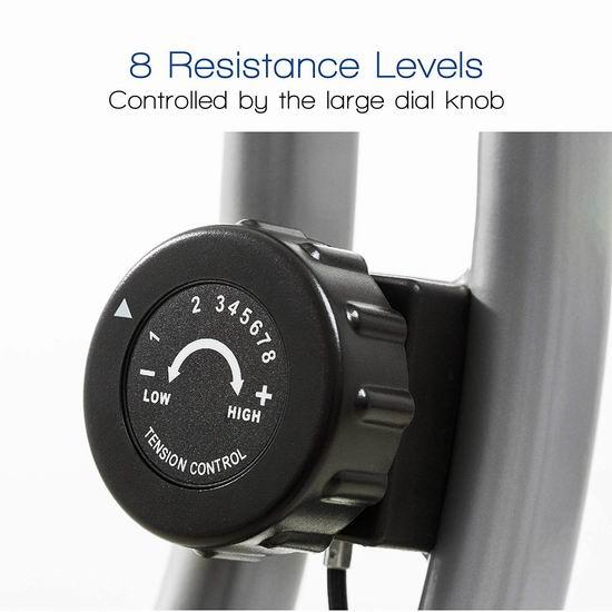 手慢无!XTERRA Fitness FB150 可折叠健身自行车 178.48加元包邮!