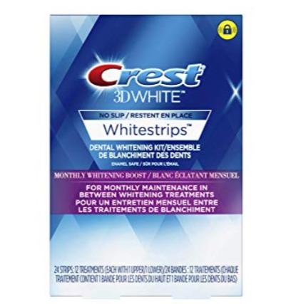 Crest 3d 专业版美白牙贴 29.99加元(12次治疗),原价 54.99加元