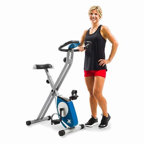 XTERRA Fitness FB150 可折叠健身自行车 174.98加元包邮!