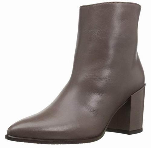 Stuart Weitzman Trendy 尖头粗跟踝靴 270.88加元(7.5码),原价 603.66加元,包邮