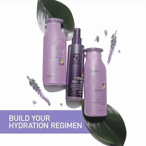 Pureology Hydrate顶级护色保湿洗发水 250毫升 27.46加元,原价 35.15加元