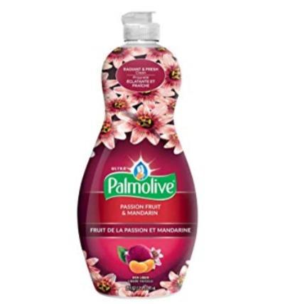Palmolive Ultra强力百香果洗洁精591毫升 1.59加元特卖!多款可选!