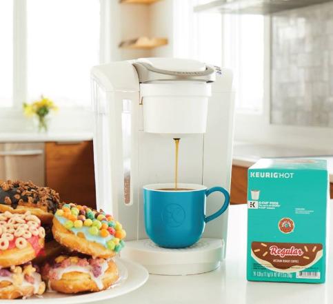 Keurig 精选胶囊咖啡机 、胶囊咖啡 5折优惠! 单杯咖啡0.42加元,让你全天精神饱满!