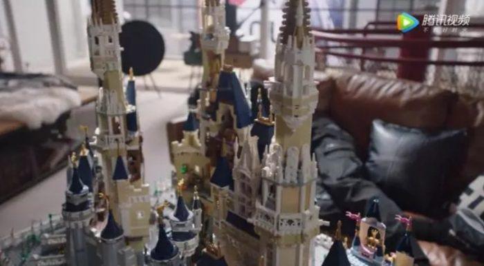 韩商言同款!LEGO 乐高 71040+41154 迪士尼城堡火爆销售!