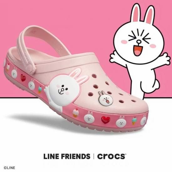 Crocs 卡洛驰官网大促!精选洞洞鞋、凉鞋等4折起+额外7折!收Line Friends洞洞鞋!内附单品推荐!