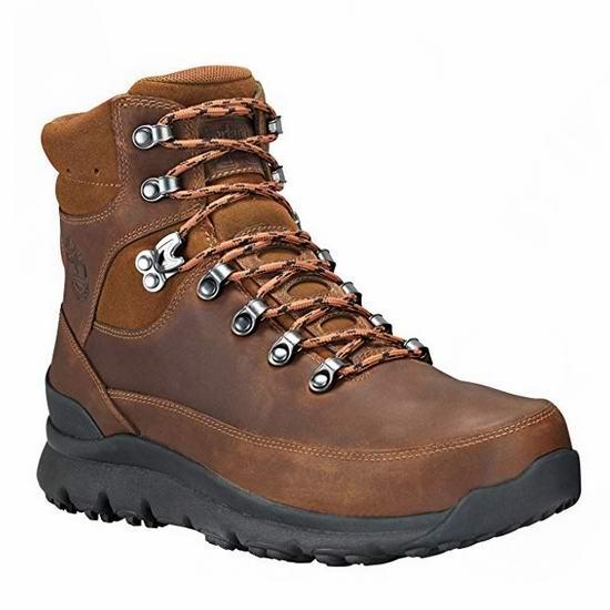 Timberland 添柏岚 World Hiker 男式复古登山靴(8码/41.5码)4折 73.44加元包邮!