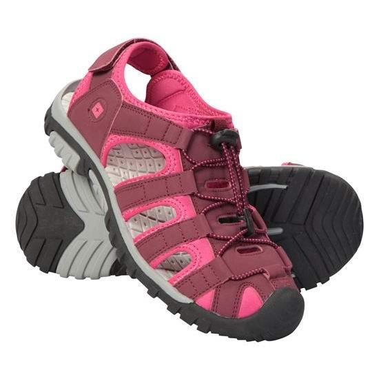 历史新低!Mountain Warehouse Trek 女式登山凉鞋4折 32加元!3色可选!码齐!
