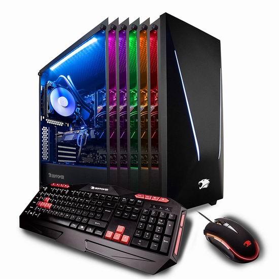 精选多款 CyberpowerPC、iBUYPOWER 游戏台式机7.2折起!低至649.99加元!会员专享!