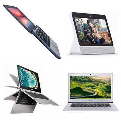 精选多款 Asus、Acer、HP Chromebook笔记本电脑、Facebook Portal智能屏幕4折起!低至109加元!会员专享!