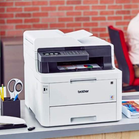 历史新低!Brother 兄弟 MFCL3770CDW 多功能无线彩色激光打印机6.2折 339.99加元包邮!