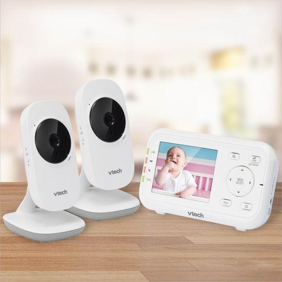 精选多款  VTech、Summer Infant、Angelcare 婴儿监控监护器5.4折起!低至53.98加元!会员专享!