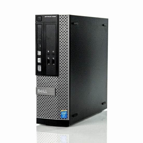 Dell Refurbished官网今日闪购!翻新戴尔OptiPlex 3020台式机全部5折!低至189.5加元!