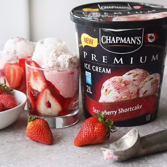 Chapman's 冰淇淋 商家免费寄送4元抵用券!