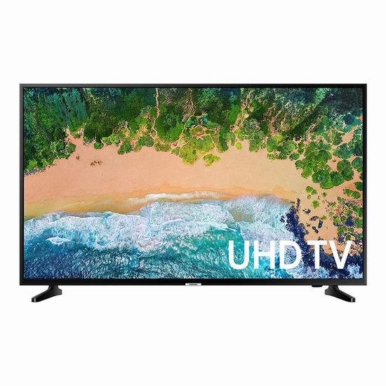 历史新低!Samsung 三星 UN75NU6900FXZC 75英寸 4K超高清 智能电视4.4折 1099.98加元包邮!