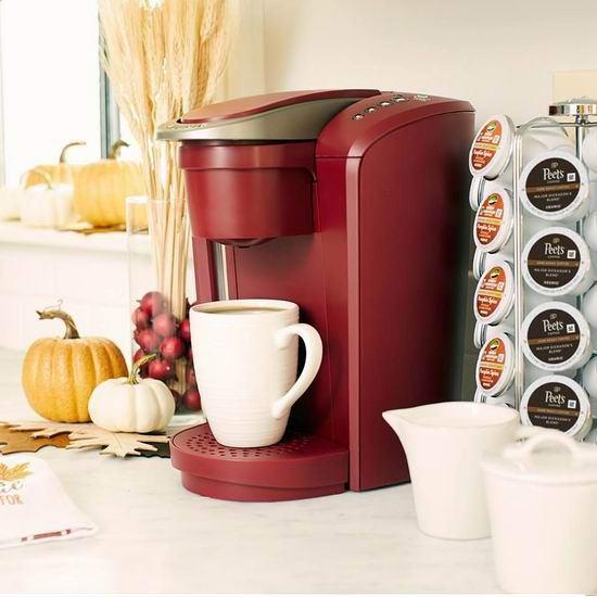 历史新低!Keurig K-Select 胶囊咖啡机 98加元包邮!2色可选!