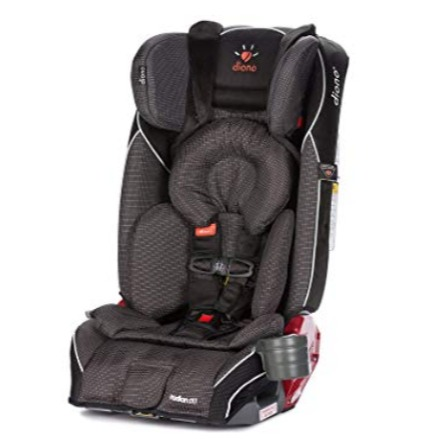 Diono 谛欧诺 RadianRXT 成长型儿童汽车安全座椅 299.99加元,原价 379.99加元,包邮