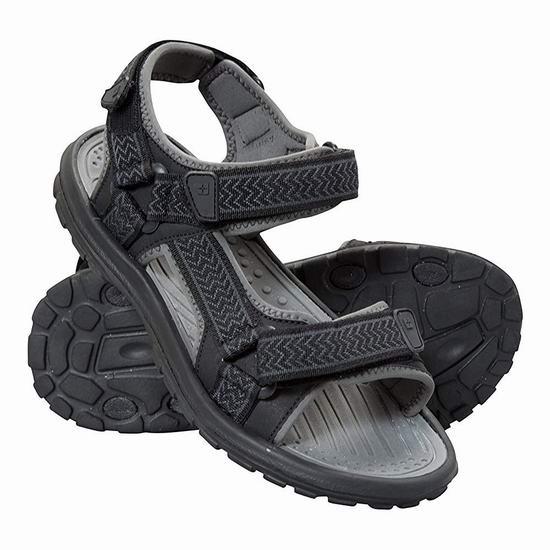 历史新低!Mountain Warehouse Crete 男式凉鞋 20加元!码齐!