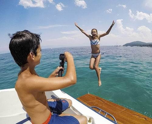 史低价!GoPro HERO7 Black 4K超高清 防水运动摄像机 349加元,原价 449.99加元,包邮
