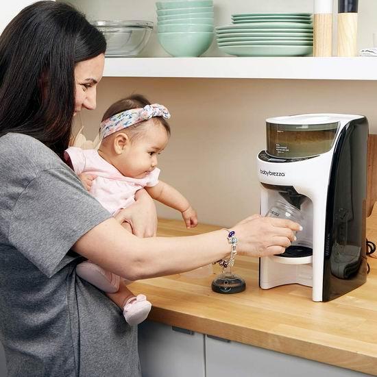 销量冠军!Baby Brezza Formula Pro 高级版 全自动婴儿配方奶粉冲调机 189.99加元包邮!
