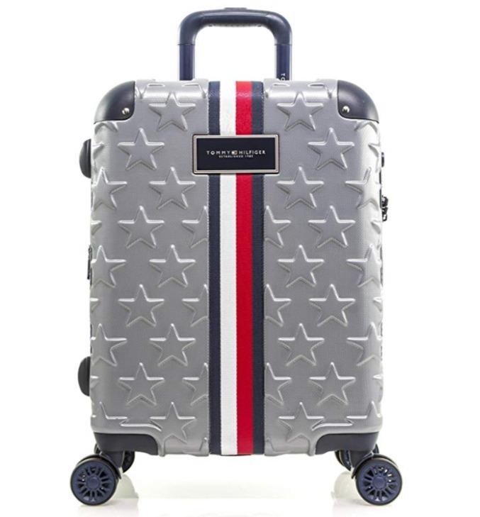Tommy Hilfiger Starlight 21英寸行李箱 71.86加元,原价 151.1加元,包邮