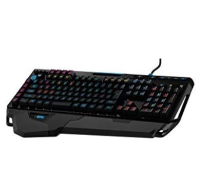 历史最低价!Logitech G910 Orion Spark RGB  机械键盘 99.99加元,原价 229加元,包邮