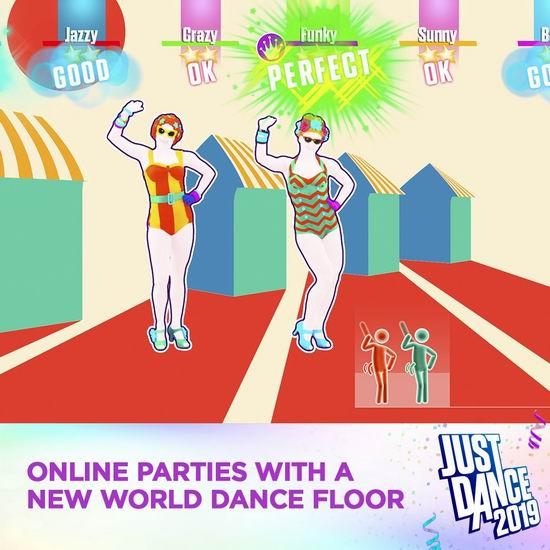 《Just Dance 舞力全开 2019》Switch /Wii /Wii U /PS4 /Xbox 360 /Xbox One版视频游戏6.7折 19.99加元