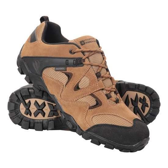 历史新低!Mountain Warehouse Curlews 男式防水登山靴 36加元包邮!3色可选!码齐!