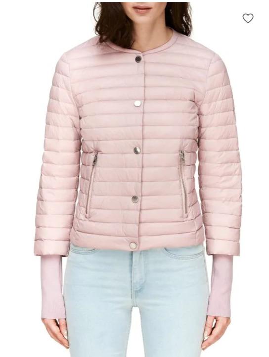精选 SOIA & KYO羽绒服、雨衣 7折起+额外8.5折,封面款700+填充羽绒服 408加元!
