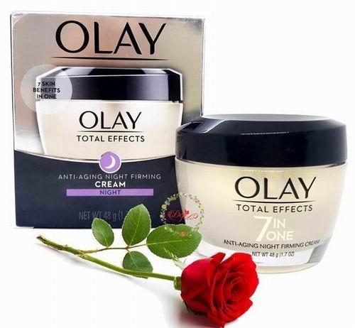 Olay 玉兰油 Total Effects 七重功效抗老晚霜 18.98加元,原价 25.99加元