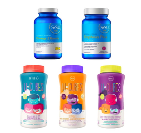 SISU 温哥华保健品 7.5折 5.24加元起优惠!