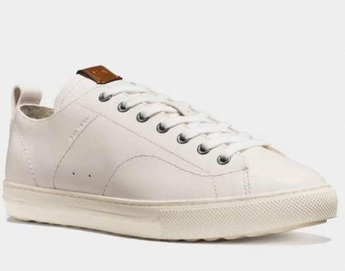 Coach C121 Low Top 男士运动鞋 112.5加元(3色),原价 225加元