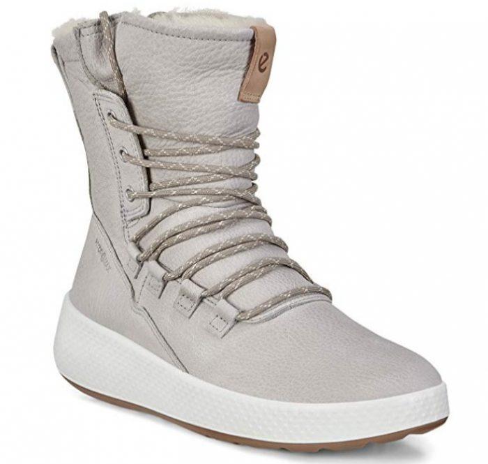 ECCO 爱步 Ukiuk 女士雪地靴 119.13加元(8-8.5码),原价 291.3加元,包邮