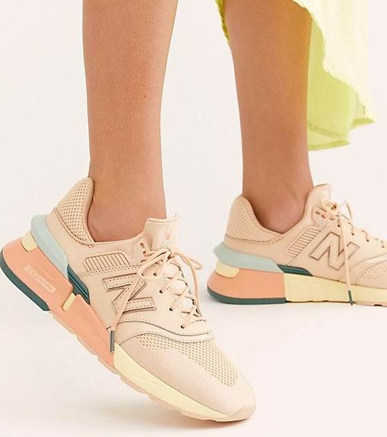 精选 New Balance 女士运动鞋、运动服 5折起+部分款额外8.5折!