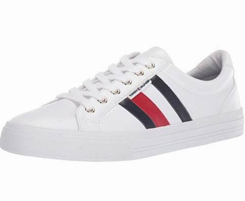 Tommy Hilfiger Lightz 女士小白鞋 49.75加元起,原价 76.7加元,包邮