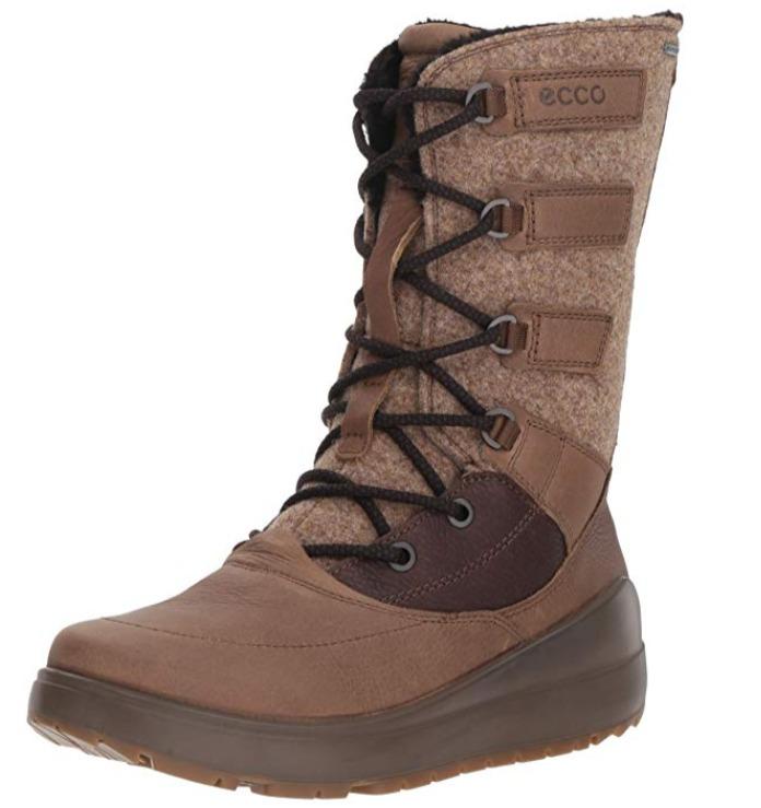 ECCO 爱步 Noyce GTX W 女士雪地靴 88.89加元(10-10.5码),原价 265.72加元,包邮