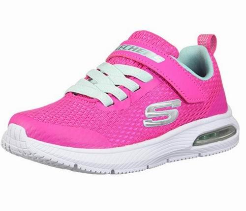 Skechers DYNA-AIR女童运动鞋 27.46加元(12.5码),原价 52.42加元
