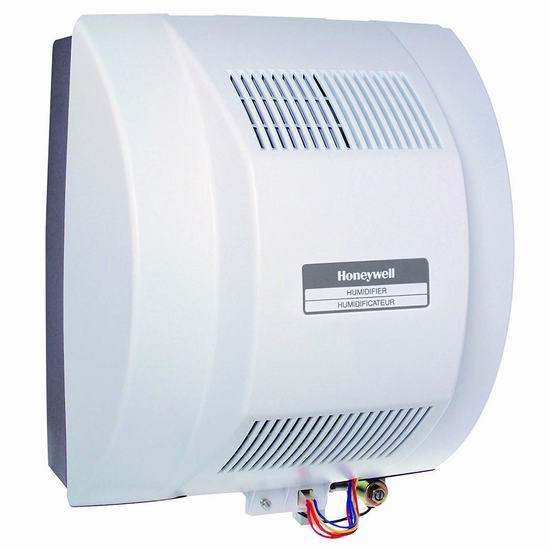 白菜速抢!Honeywell HE360A1068/U 全屋空调/暖气系统 高容量旁路加湿器3.7折 100加元包邮!