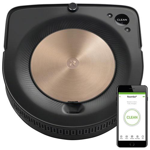 新品 iRobot Roomba s9 顶级智能扫地机器人 立省130加元!