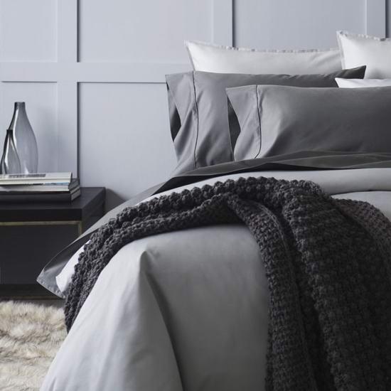 今日闪购:精选 Glucksteinhome 床单、被套、枕套、装饰枕、毯子等床上用品全部4折!