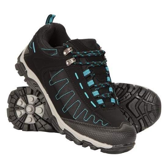 超级白菜!Mountain Warehouse Skyline 女式登山靴1.9折 13.49加元包邮!